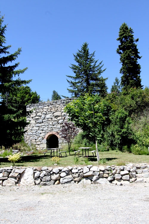 Historic Lime Kiln